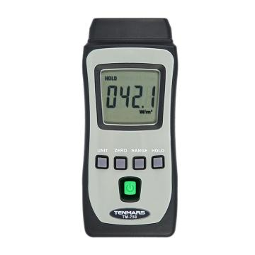 泰玛斯/TENMARS 太阳能功率计,口袋型,TM-750