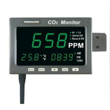 泰玛斯/TENMARS 二氧化碳检测仪,TM-186