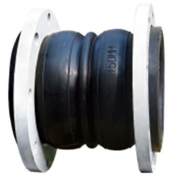 远大阀门 双球橡胶接头 Q235法兰,JGD42-16,DN200,PN16