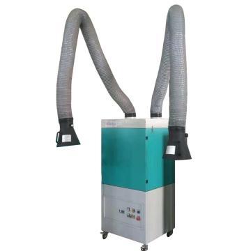SUNTIME 双臂移动式筒式烟尘净化器,SDJ-YT2.4K,3.0KW,380V,吸气臂风量2400m3/h