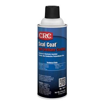 CRC 红色聚氨酯绝缘漆,PR18410,红色,312g,12瓶/箱