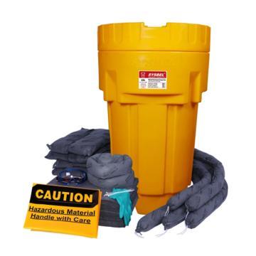 西斯贝尔SYSBEL 65加仑泄漏应急处理桶套装(通用型)