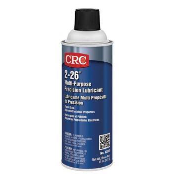 CRC 多功能精密电子润滑剂,2-26,PR02005,312G/瓶,12瓶/箱