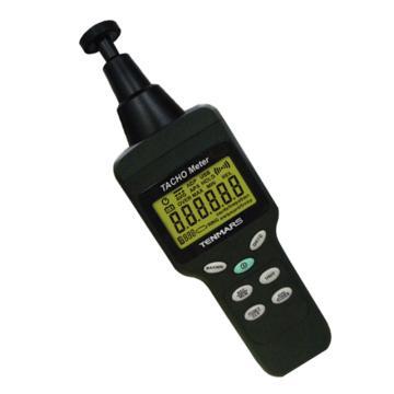 泰玛斯/TENMARS 转速仪,光电/接触两用,TM-4100