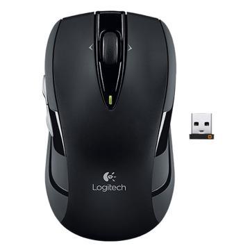 罗技(Logitech)无线鼠标,黑色 M546