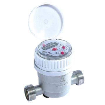 埃美柯/AMICO 不锈钢壳容积式饮用水表,LYH-8,丝口连接,销售代号:037-DN8