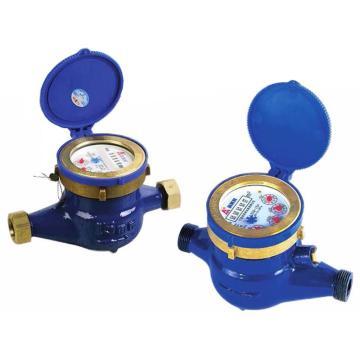 埃美柯/AMICO 铁壳旋翼干式冷水表,LXSG-15E,丝口连接,销售代号:065Q-DN15