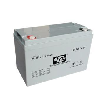 金悦诚 GP系列12V蓄电池,6-GF-100B GP