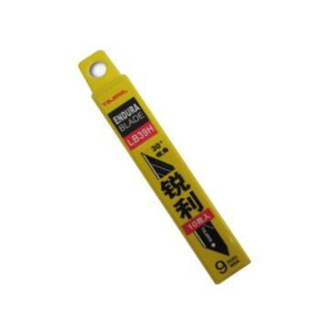 田岛美工刀片,锐利型替刃 30度锐角(10片装),LB39H