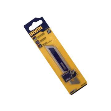 欧文美工刀片,双金属制,18MM, 5片装,10507102