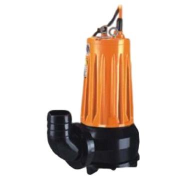 人民水泵/SRM WQ60-10-4S WQ系列带切割功能潜水排污泵,法兰连接,带出水弯头,标配电缆10米