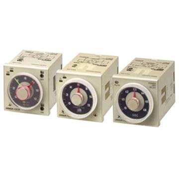 欧姆龙OMRON 时间继电器,H3CR-H8L AC/DC24 M
