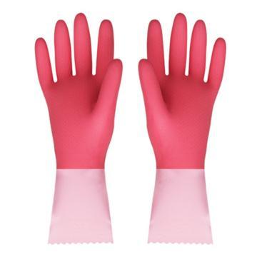 妙洁 绒里手套,耐久型 中号, 1副/包 24包/箱 单位:包