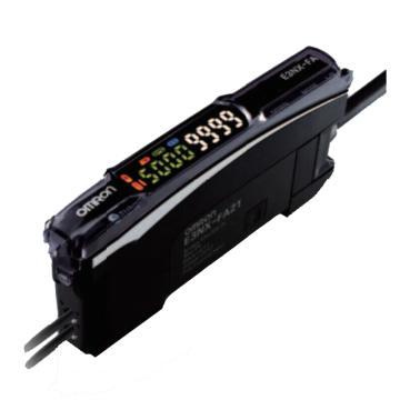 欧姆龙OMRON 光纤传感器,E32-D11U 2M