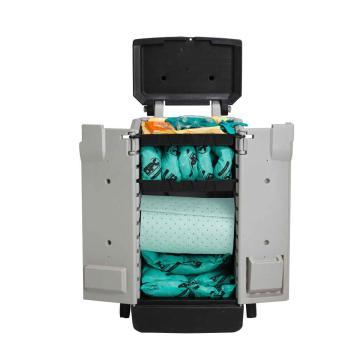 SPC 防化型两轮可拆卸式防污应急箱,吸附量83升/套,SKH-K2