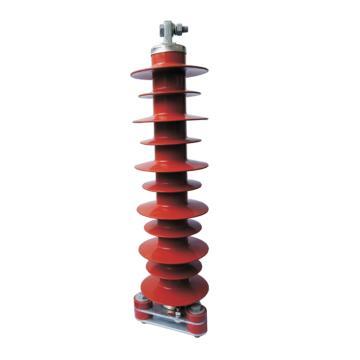 固力发 复合外套金属氧化物避雷器(三角底座),YH5WZ-51/134
