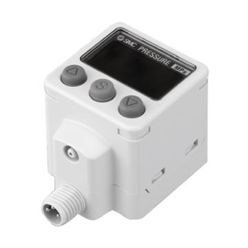 SMC 高精度数字式压力开关,ISE40A-01-P-L
