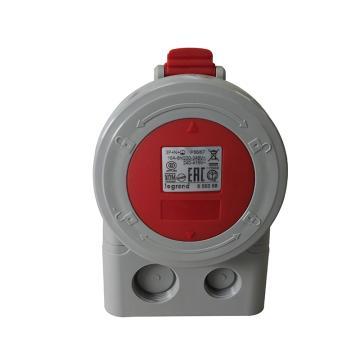 罗格朗Legrand 明装插座,IP67 380V 16A 3P+N+E,555359