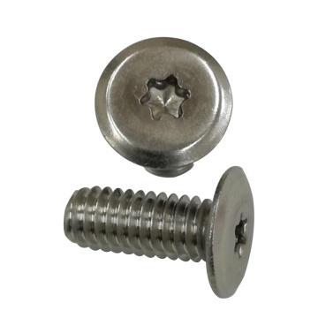 赛一马 梅花槽超薄头机螺钉,M3-0.5X5,不锈钢304,100个/包