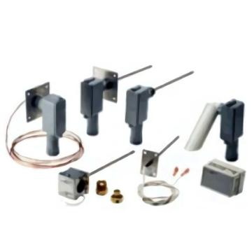 江森/JOHNSON WZ-1000-5 TE系列水管温度传感器配件,铜套管