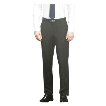 乔治白 男士休闲裤,3.01.20078-170/72A,97%棉3%氨纶 黑色