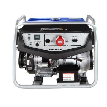 雅马哈YAMAHA 汽油发电机,5.0KVA,380V,EF6000TE