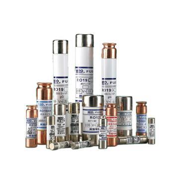 茗熔MRO 熔断器,RO54 1A,100个/盒