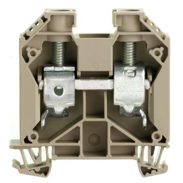魏德米勒Weidmuller 直通接线端子,WDU35/ZA,40个/盒