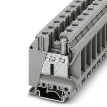 菲尼克斯PHOENIX 直通式接线端子,UK 35,3008012,50个/盒