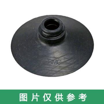 SMC 真空吸盘,平行带肋型,硅橡胶