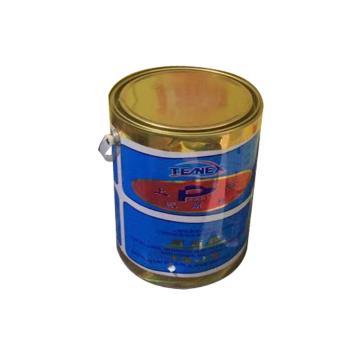 派尔科 云石胶,米黄色,4kg/桶