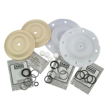 英格索兰/Ingersoll Rand 隔膜泵配件,流体服务包637161-44-C,泵型号:6661A3-344-C