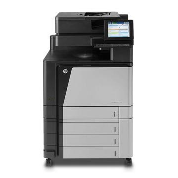 惠普(HP) 彩色数码复合机,A3(打印 扫描 复印 传真)自动双面打印M880z单位:台(含安装)