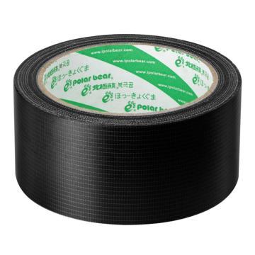 北极熊 布基胶带,48MM*13.7M,CL-409B黑色 粘性强抗拉强度高 单卷