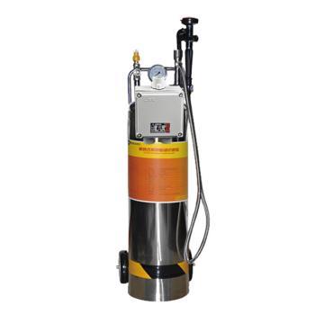 博化 便携移动式洗眼器(电伴热)(304不锈钢-65L)