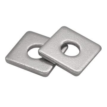 DIN436方垫圈,Φ8,不锈钢304,洗白,200支/盒