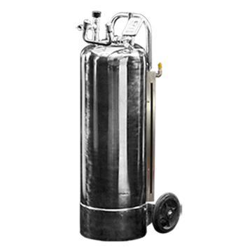 博化 移动推车式洗眼器(304不锈钢-65L)