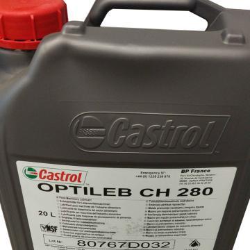 嘉实多 食品级高温链条油,Optileb CH 280,20L/桶