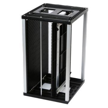 三威 防静电收集架,B型,外形尺寸mm:355×320×563,存放数量:50片,耐温100-120℃,散件发货