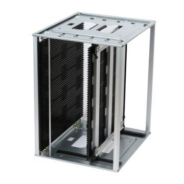 三威 防静电收集架,C型,外形尺寸mm:460×400×563,存放数量:50片,耐温100℃以下,散件发货