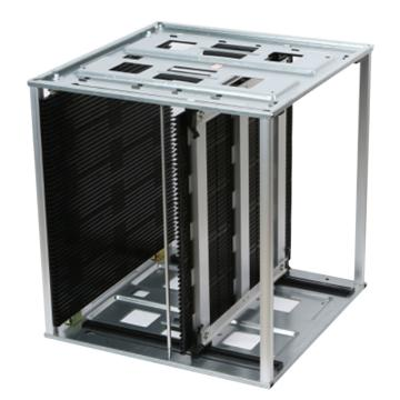 三威 防静电收集架,B型,外形尺寸mm:535×530×569,存放数量:50片,耐温100-120℃,散件发货