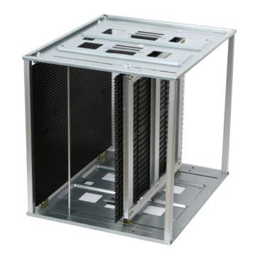 三威 防静电收集架,B型,外形尺寸mm:630×530×569,存放数量:50片,耐温100-120℃,散件发货