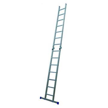 金锚 铝合金可折叠两用梯,踏板数:7 额定载荷(KG):150 人字高度(米):2.0,AC51-207