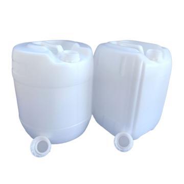 20L白色堆码桶,带透气盖