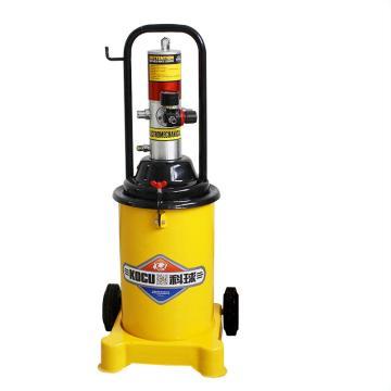 4米高压油管气动黄油机 高压注油器 黄油泵 黄油枪 润滑泵注油机,