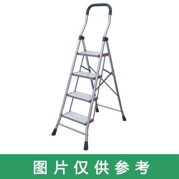 金锚 铝合金宽踏板工作梯,踏板数:4 最大承重(KG):300 工作高度(米):0.94,AC14-104,4架/箱