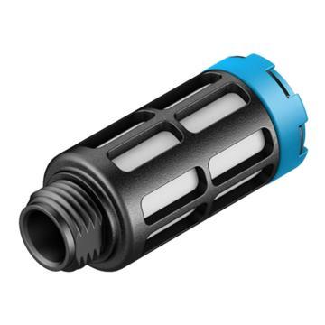 费斯托FESTO 消音器,外螺纹,塑料,U-3/8,2309