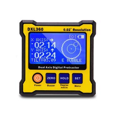 电子水平仪,DXL360 精度0.02°,主机维保一年