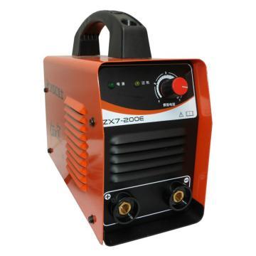 ZX7-200E(Z237)逆变直流手工焊机,220V,深圳佳士,单管IGBT