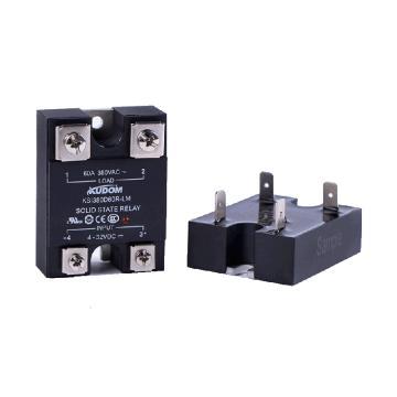 库顿KUDOM 单相面板安装交流固态继电器,KSI480A60-LM 60A 48-530VAC 90-280VAC控制